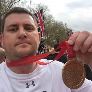 rob medal